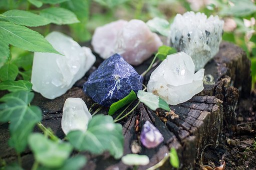 How to cleanse your crystals by Bella Luna: Spiritual Life Coach and Healer